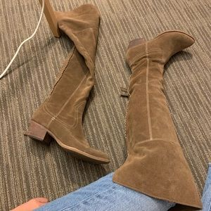 Dolce Vita 'Silas' Over The Knee Boots